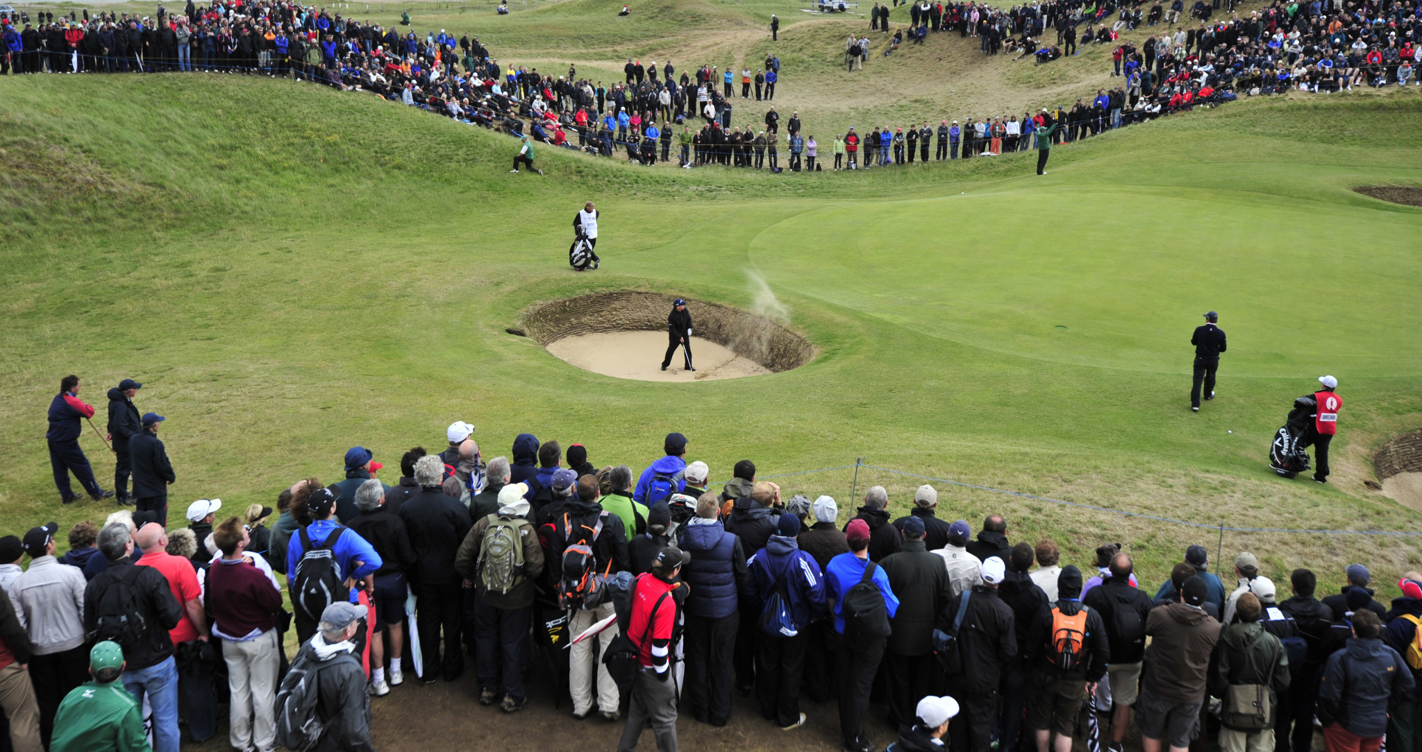Royal St George's is due to host this year's Open ©Getty Images