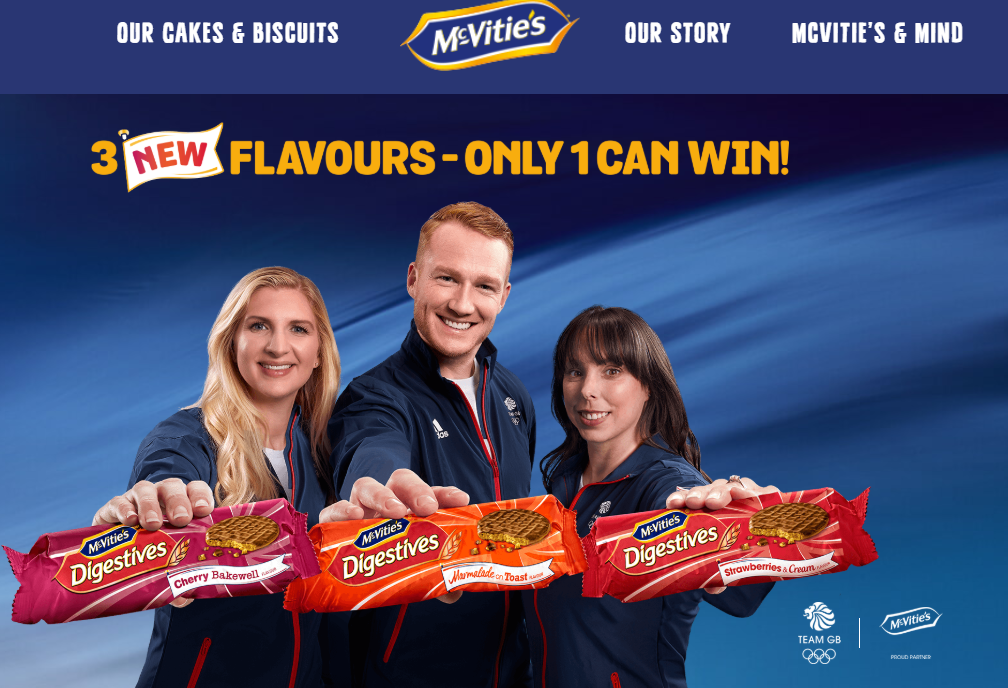 McVitie's to delay launch of BOA promotional campaign following Tokyo 2020 postponement