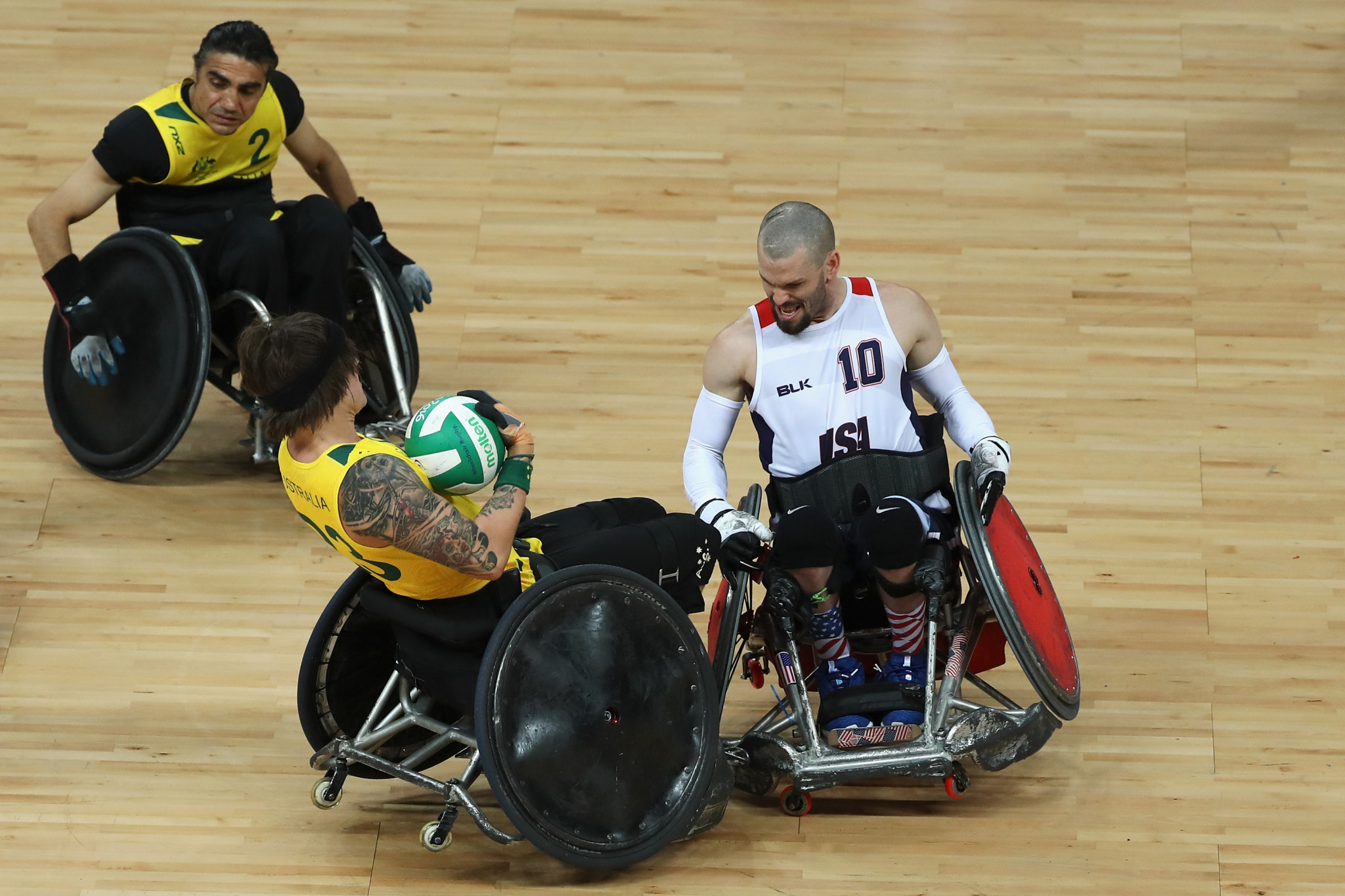 IWRF confirm eight qualified teams retain places in postponed Tokyo 2020 tournament