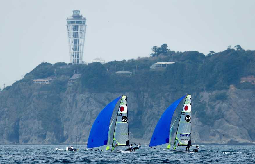 World Sailing cancels World Cup Series Final due to coronavirus pandemic