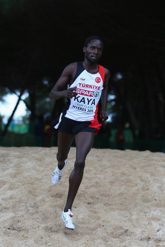 Kaya and Hassan take titles at European Cross Country Championships