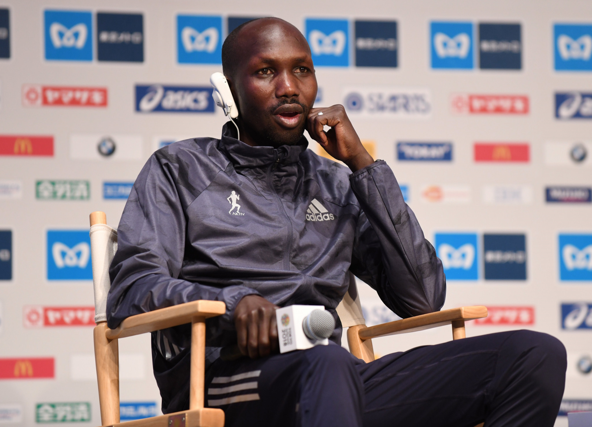 Kipsang arrested for breaching Kenyan coronavirus curfew