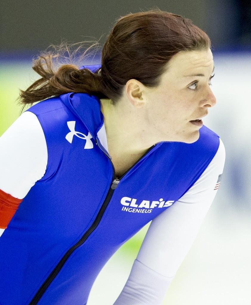 American double at ISU Speed Skating World Cup in Heerenveen