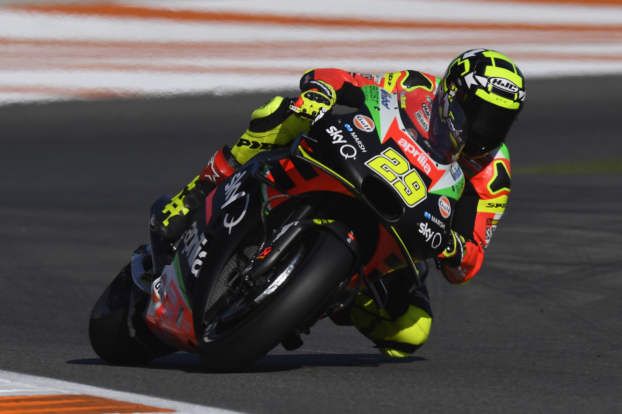 Andrea Iannone has been banned for 18 months ©Getty Images