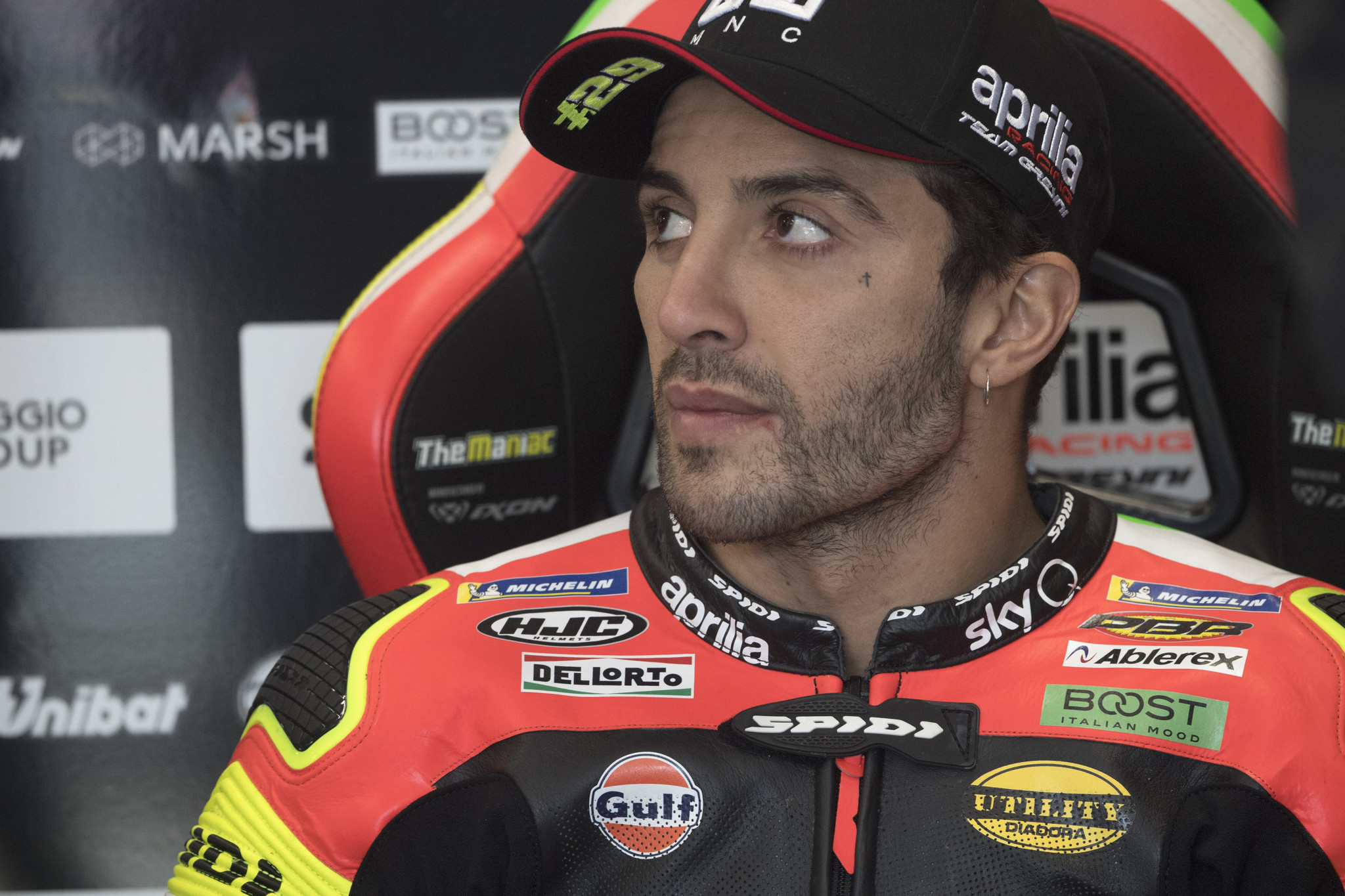 Andrea Iannone and his team are set to appeal the decision ©Getty Images