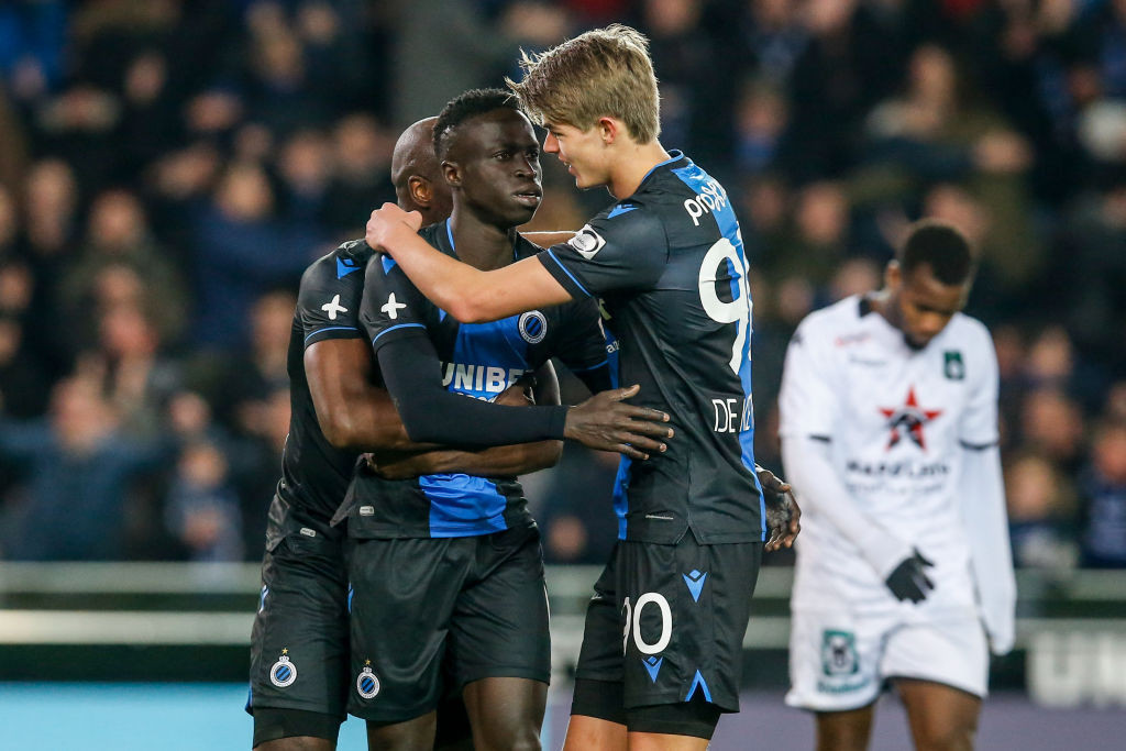 Club Brugge are set to be crowned Belgian Pro League champions ©Getty Images
