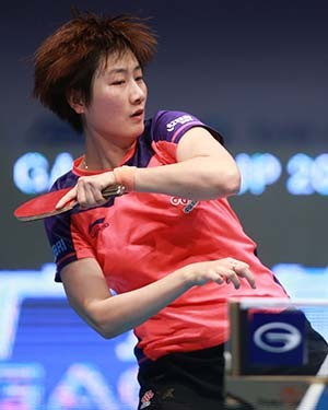 Fifth time lucky for Ning as China win both singles titles at ITTF World Tour Grand Finals