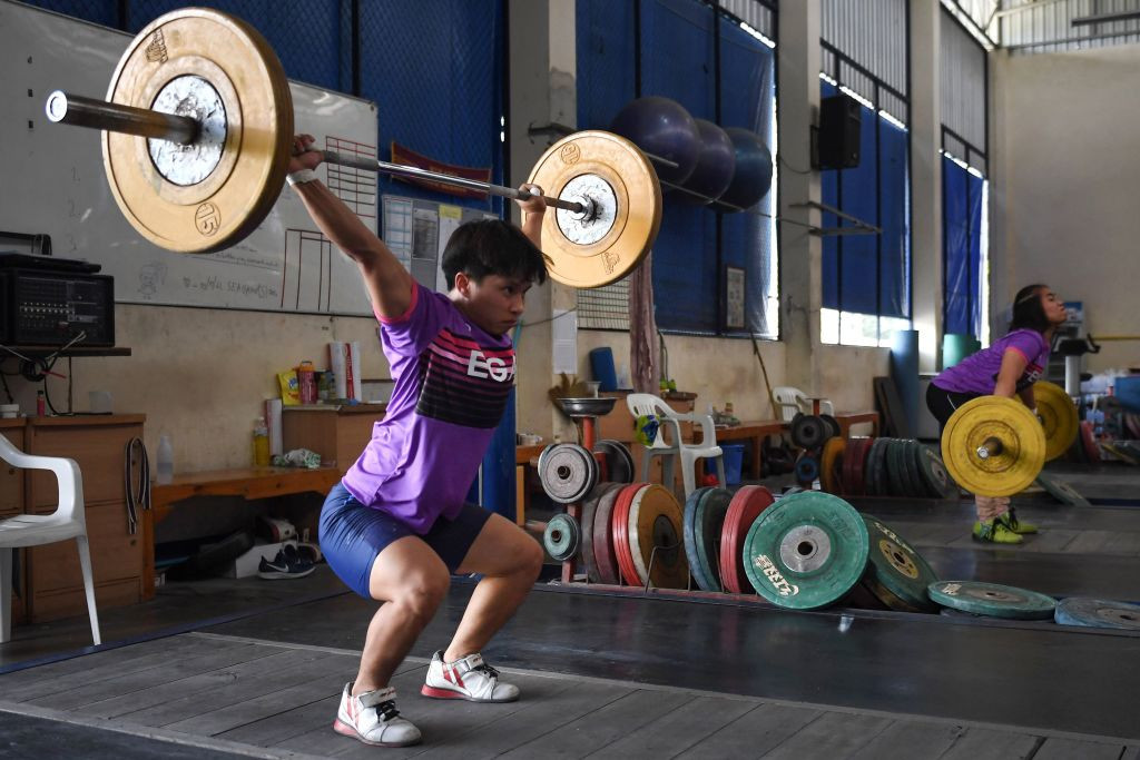 Thailand has the worst recent doping record of any country in weightlifting ©Getty Images