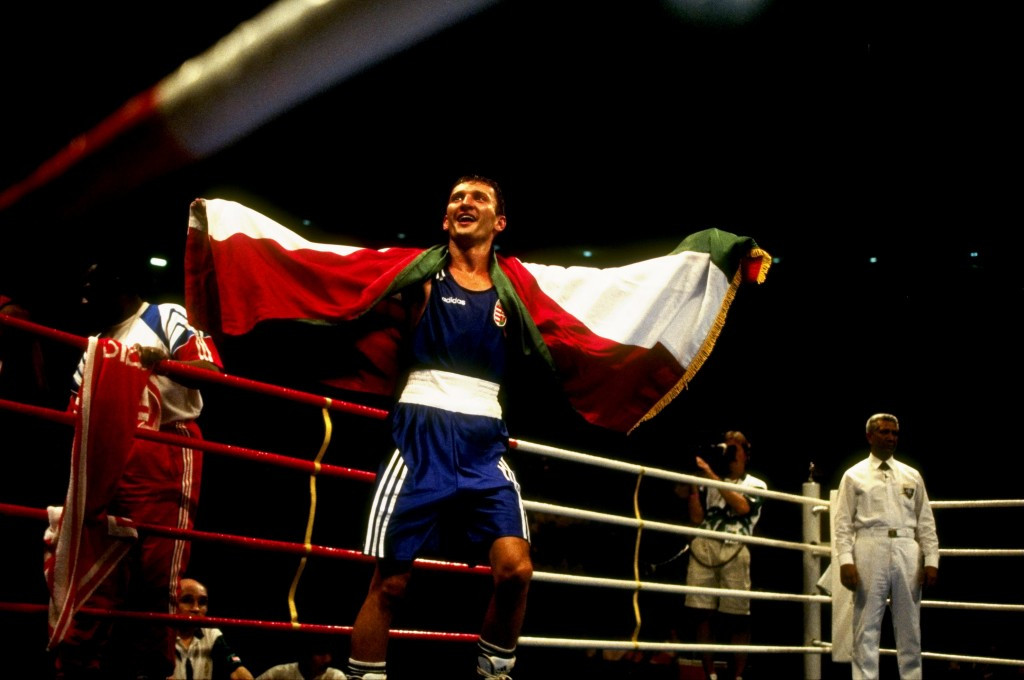 Atlanta 1996 Olympic bantamweight gold medallist István Kovács is among the top Hungarian athletes IOC Thomas Bach is expected to meet in Budapest ©Getty Images