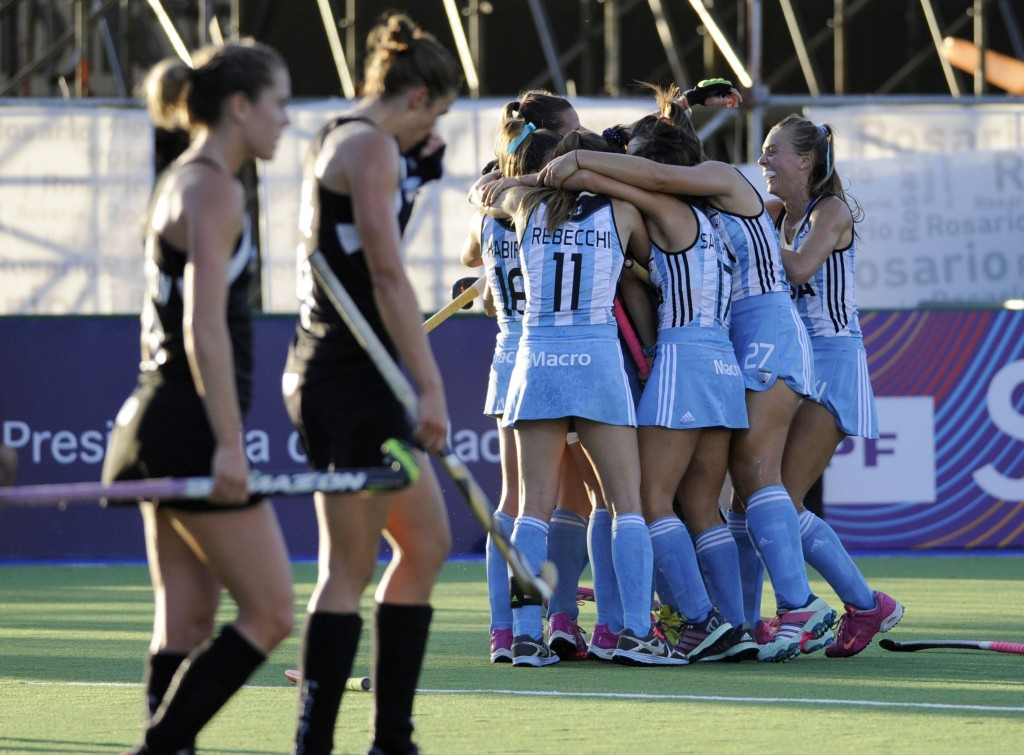 Argentina crowned Hockey World League Final champions after cruising past New Zealand