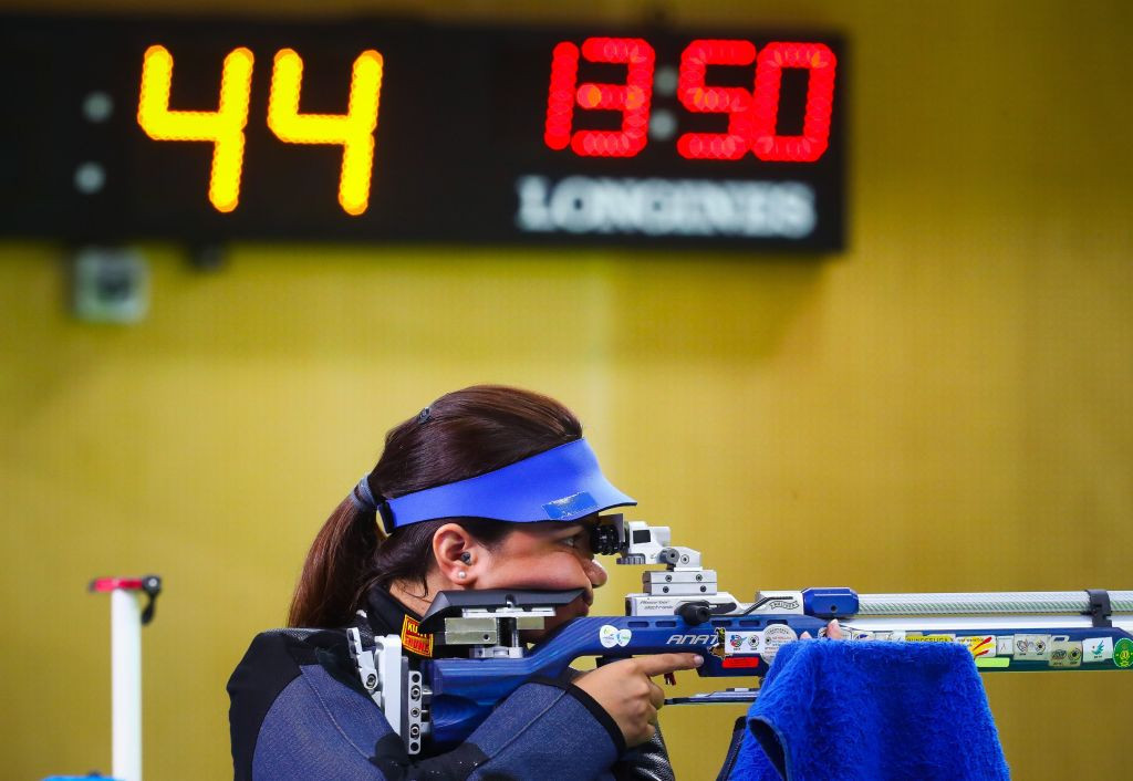 Apurvi Chandela offered a different view on the selection of the Indian shooting team for Tokyo 2020 ©Getty Images
