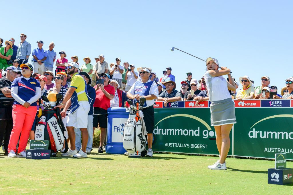 LPGA and Symetra Tour players offered cash advance during golf shut down