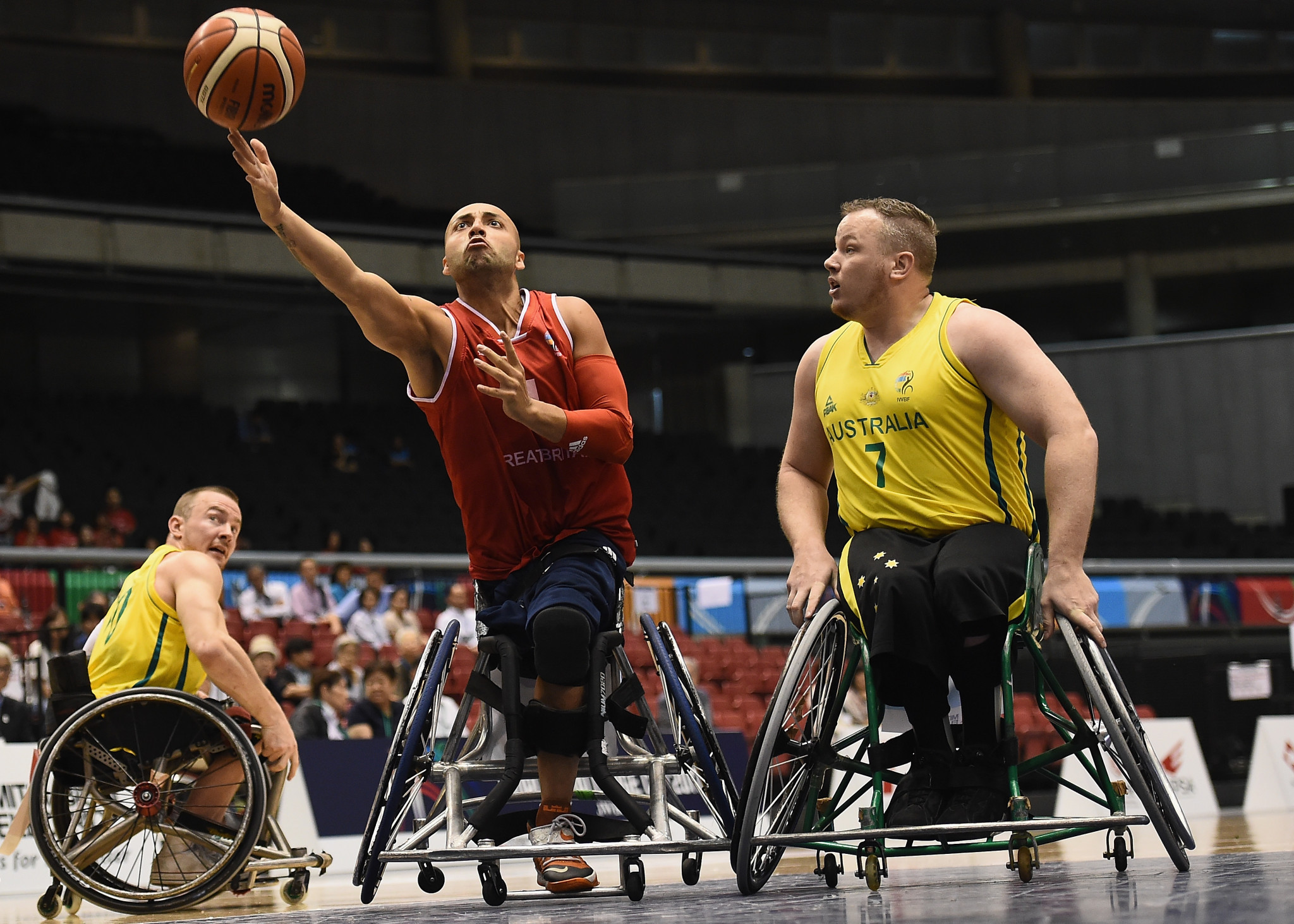 IWBF to broadcast classic games online given lack of new action