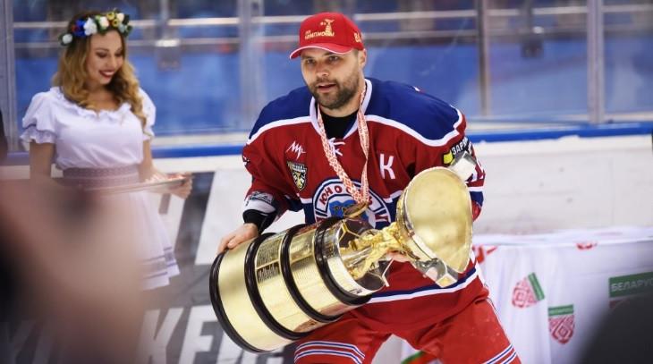 Belarusian Extraleague champions crowned as sport carries on despite coronavirus