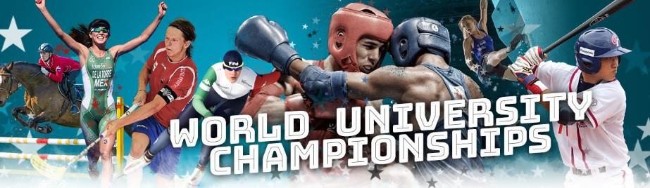Saintrond says FISU working hard to reschedule World University Championships