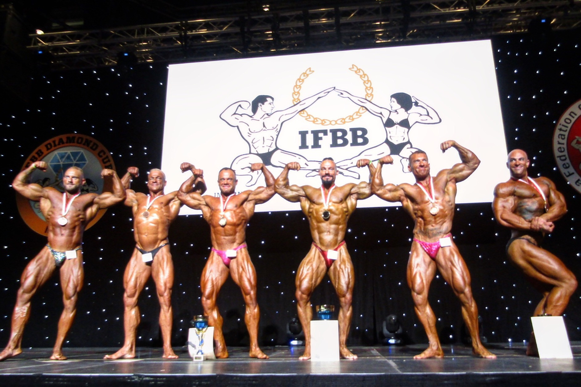 IFBB Diamond Cup Malta rescheduled to August