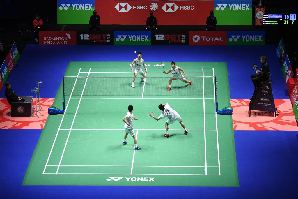 The BWF has suspended all of its events until at least August ©Getty Images