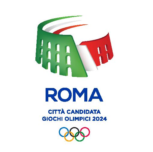 Rome 2024 unveils new bid logo