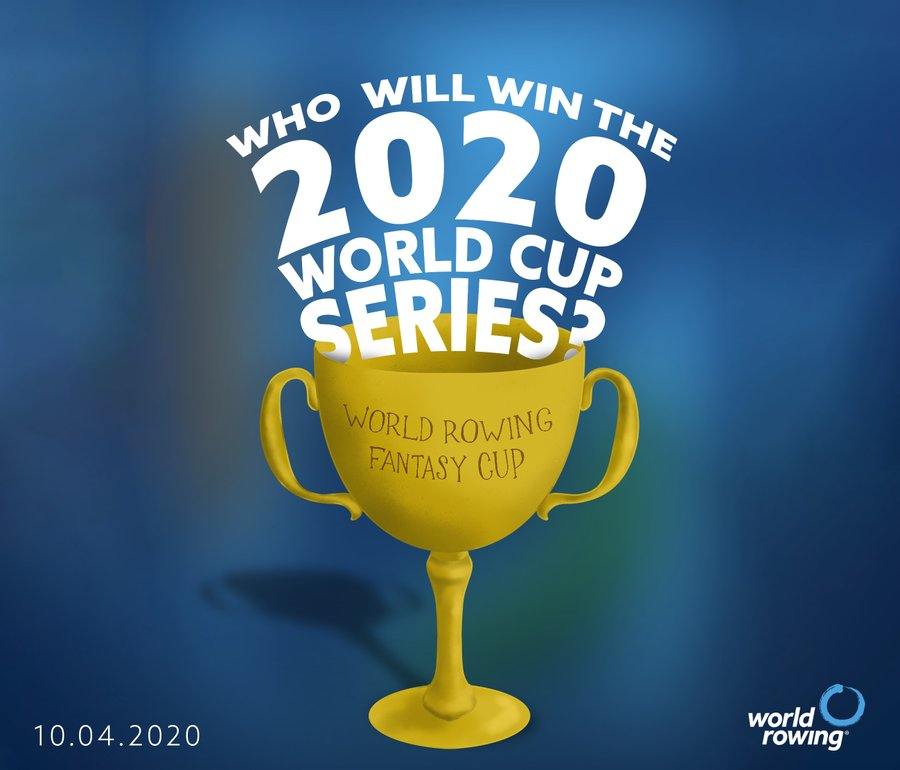 World Rowing invite fans to vote on Fantasy Cup contests