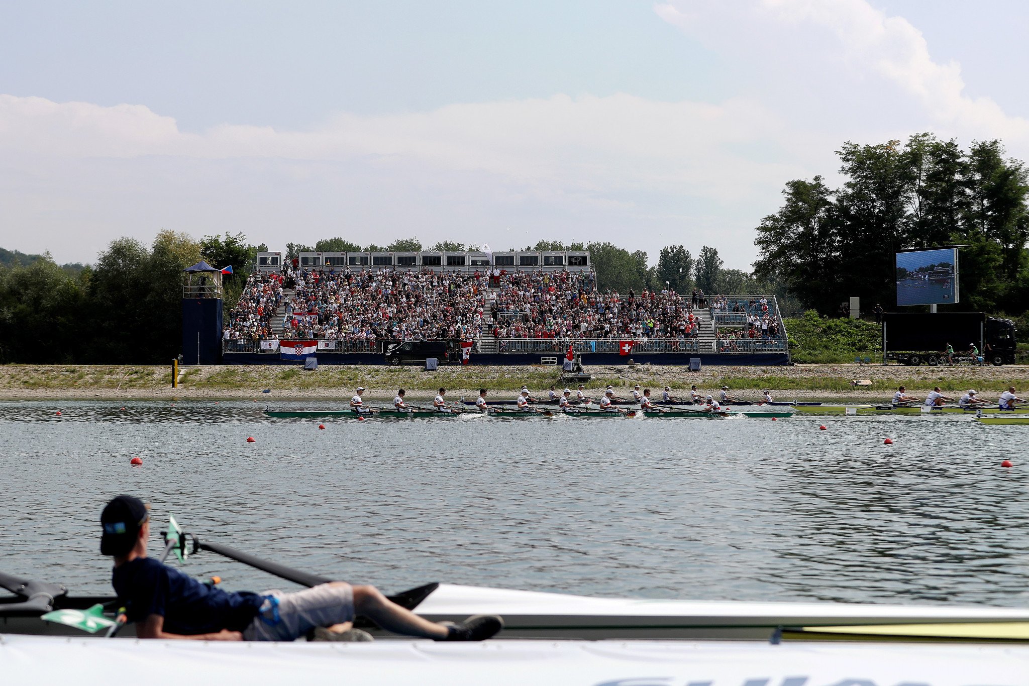 World Rowing will hold the Fantasy Cup polls on the dates of their cancelled World Rowing Cup events ©Getty Images