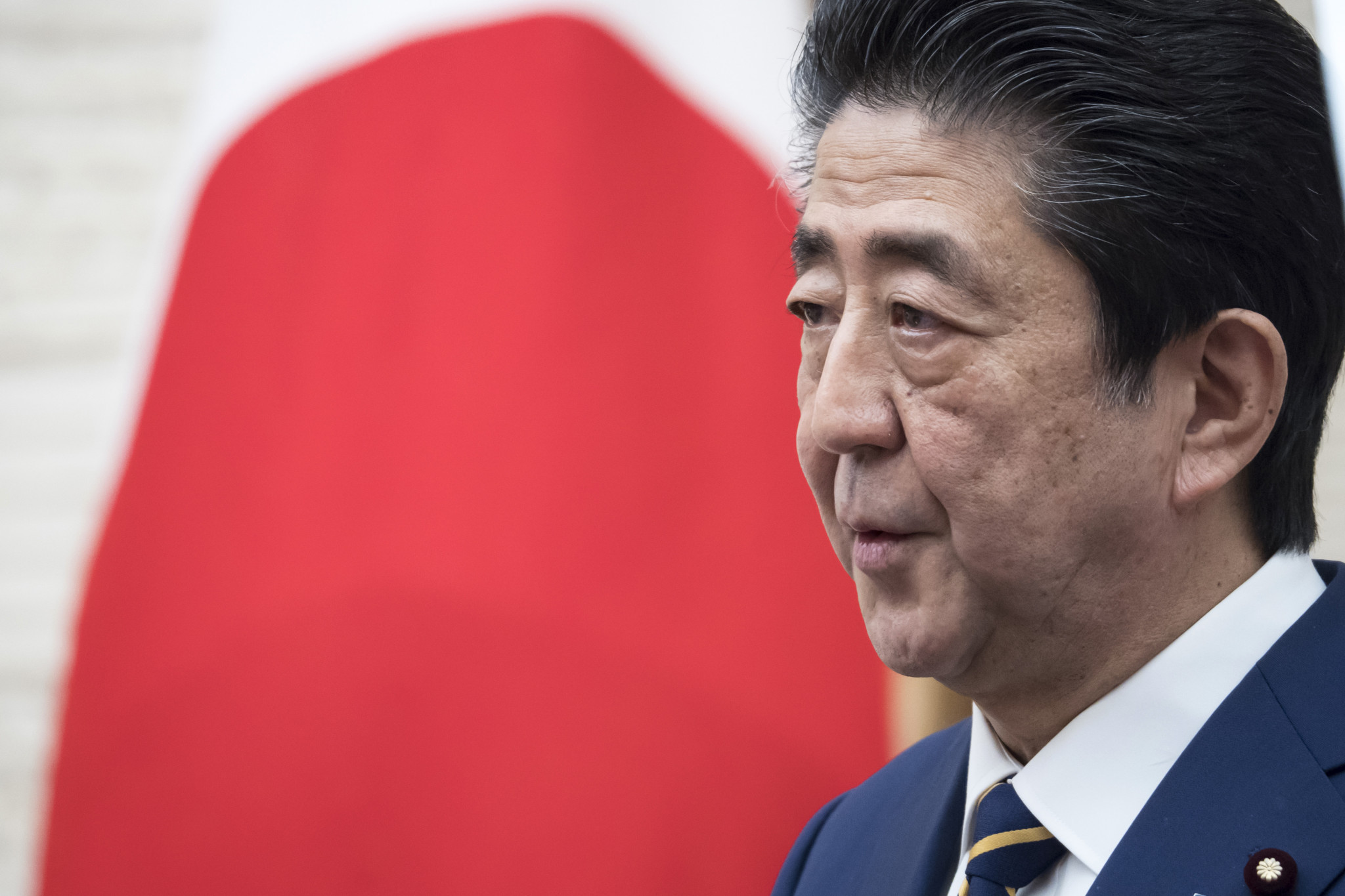 Shinzō Abe has declared a state of emergency ©Getty Images