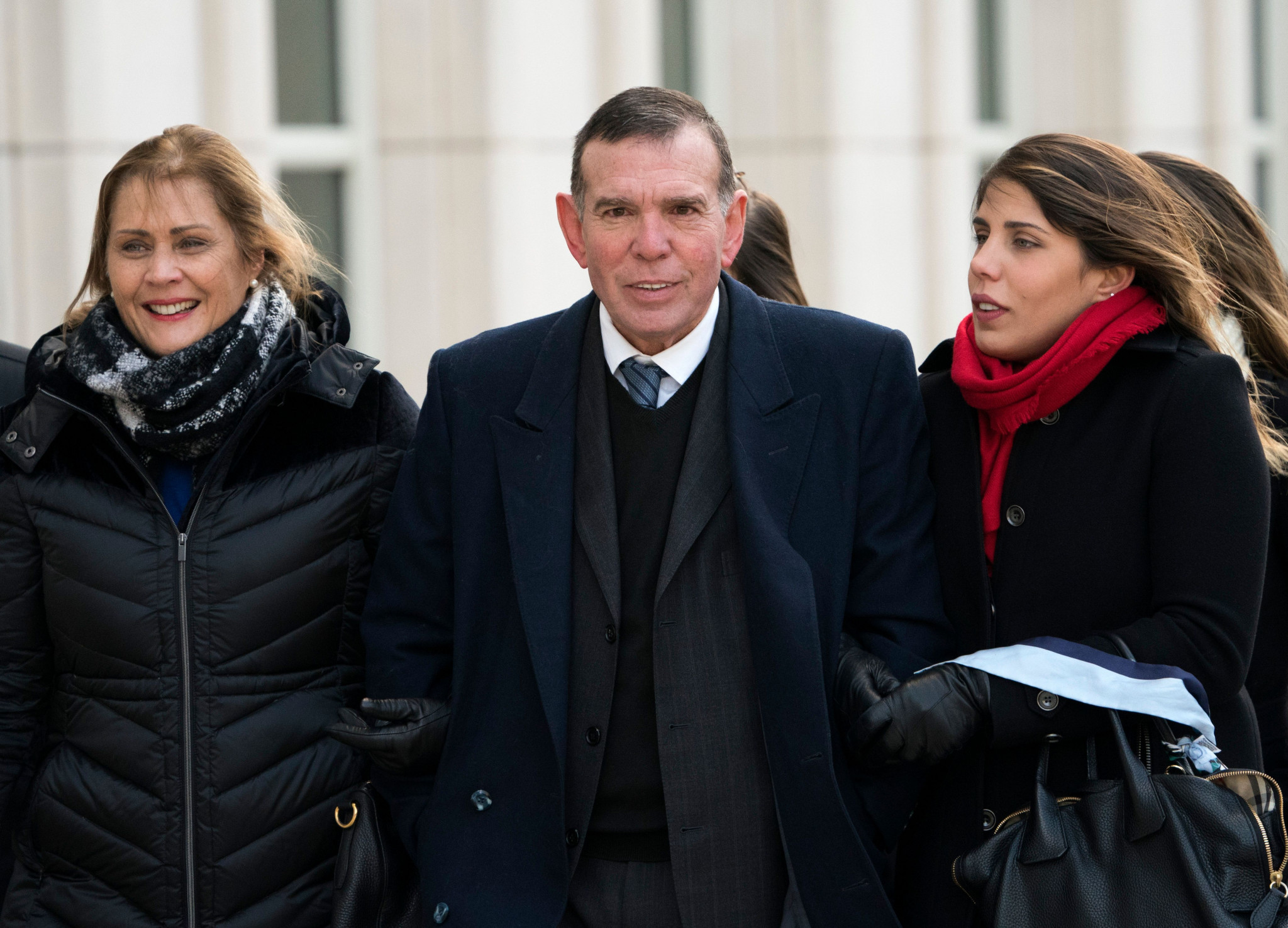 Juan Ángel Napout is one of two officials appealing life bans from FIFA