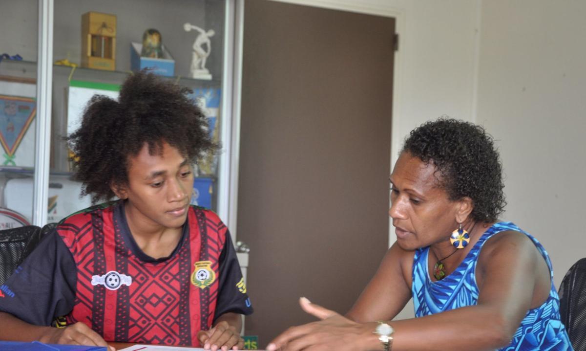 The three day workshop focused on women's leadership ©VASANOC