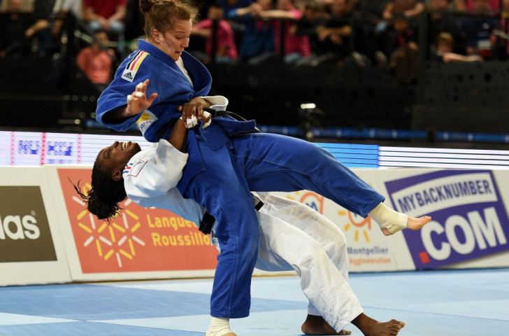 This year's European Judo Championships were originally due to be held in Glasgow but ended up taking place in Baku during the European Games