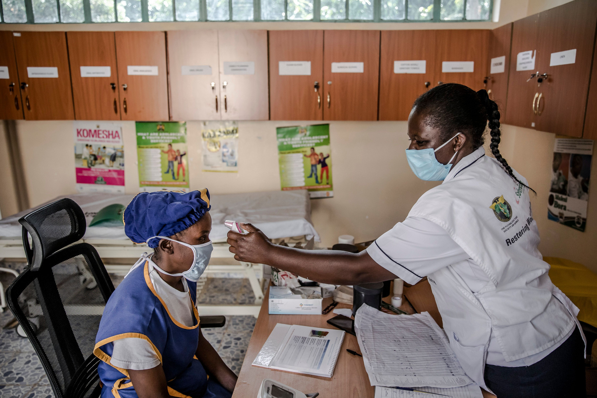 IOC and ANOC among organisations to thank medical workers on World Health Day