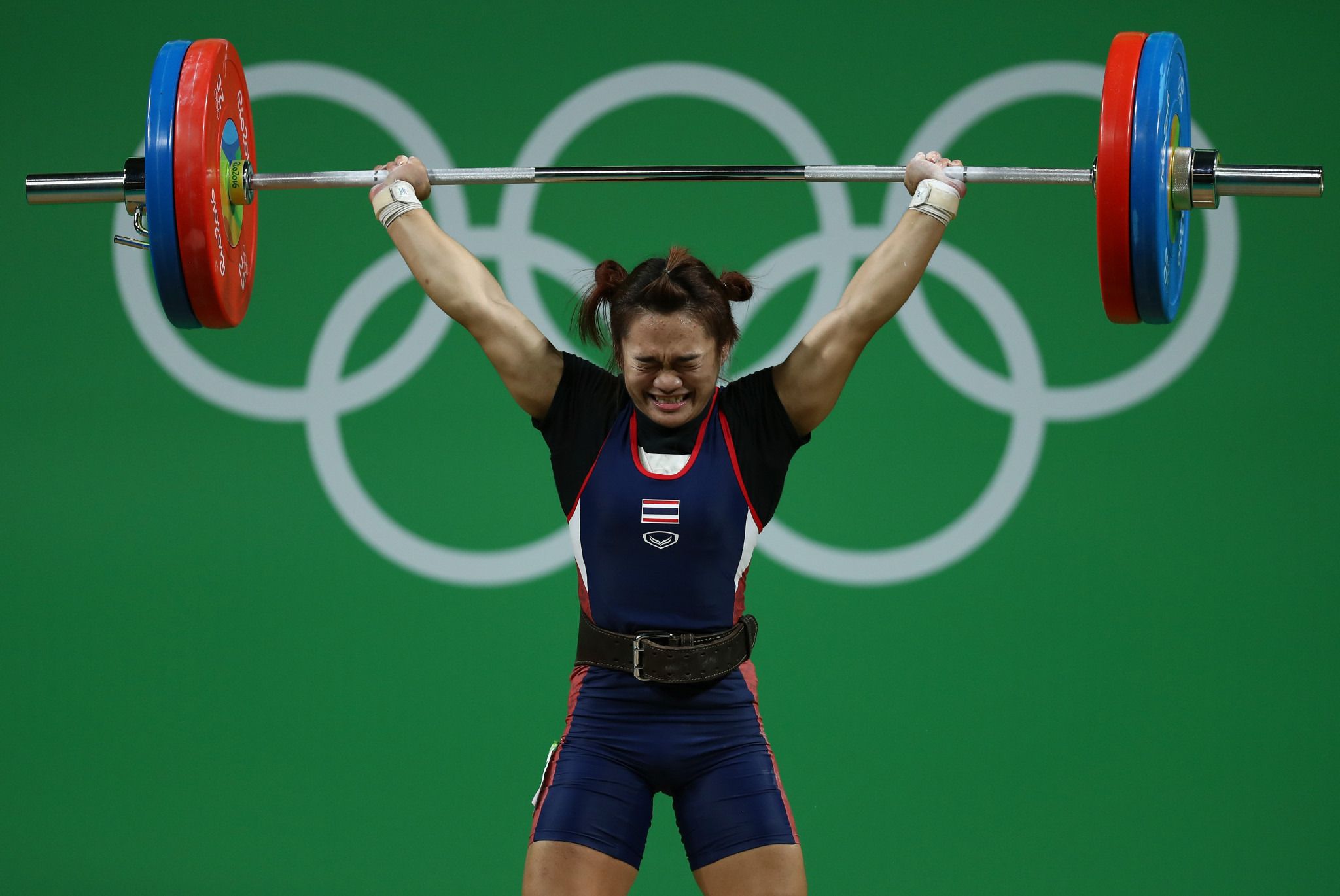 "Thailand appealing ""unfair"" Olympic weightlifting ban"
