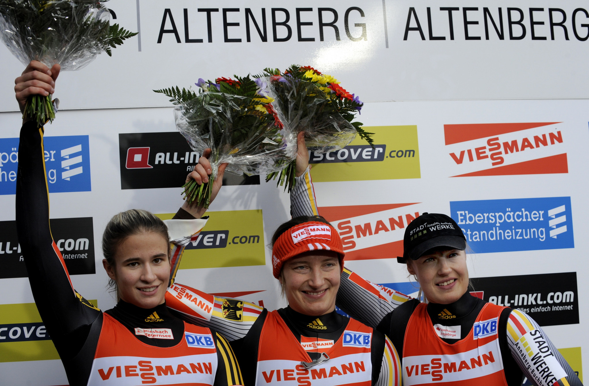 Altenberg has hosted a number of major events in sliding sports ©Getty Images