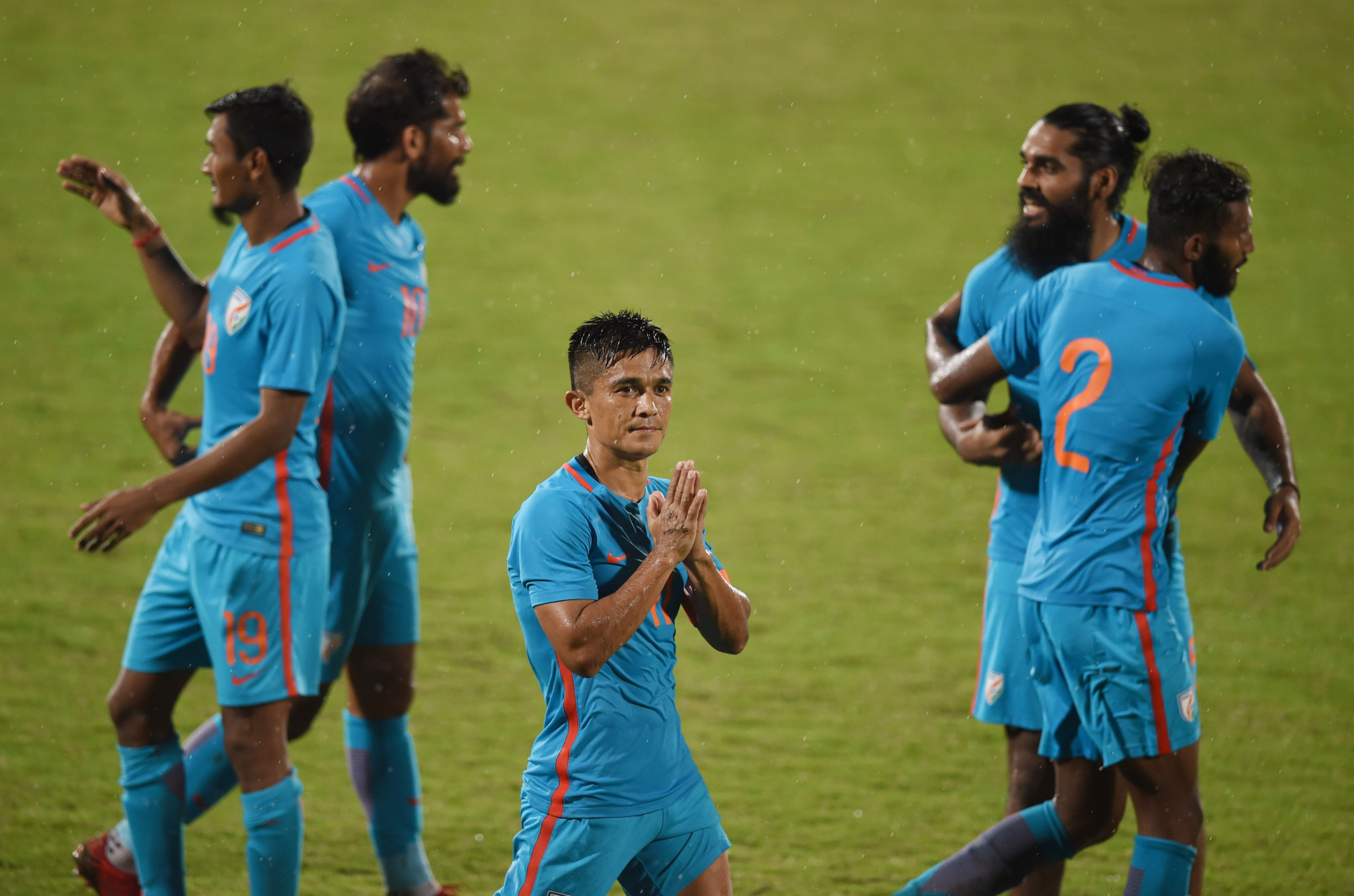 India submit bid for 2027 AFC Asian Cup