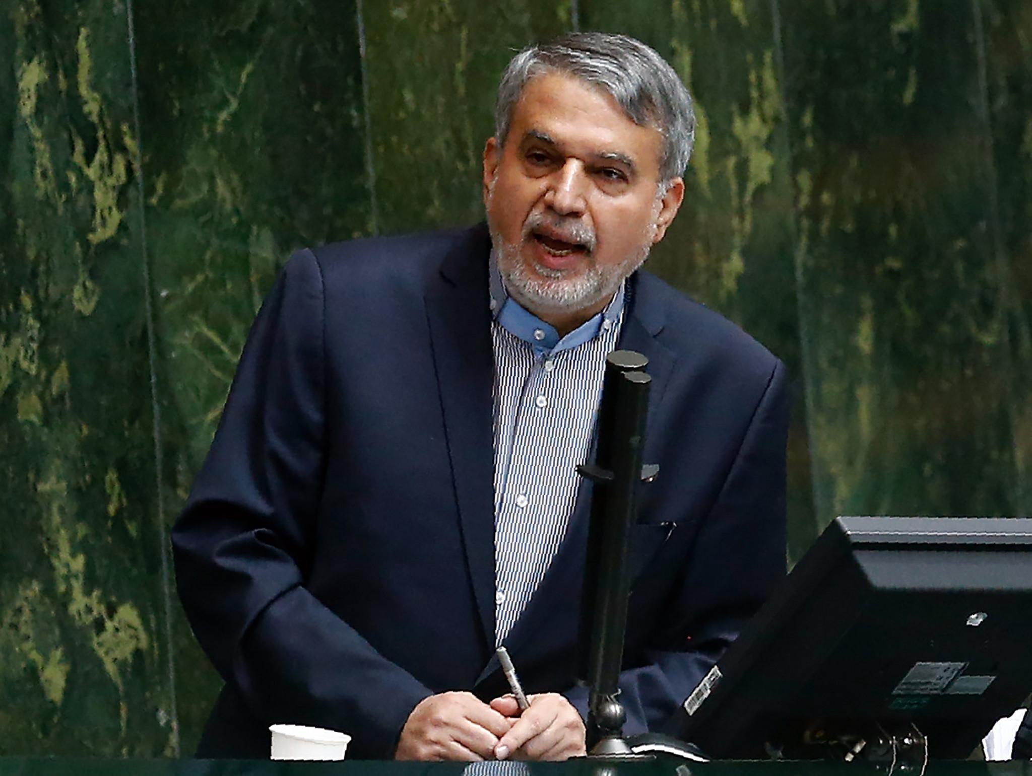 "Olympic postponement ""not a threat"" says Iran NOC President Amiri"