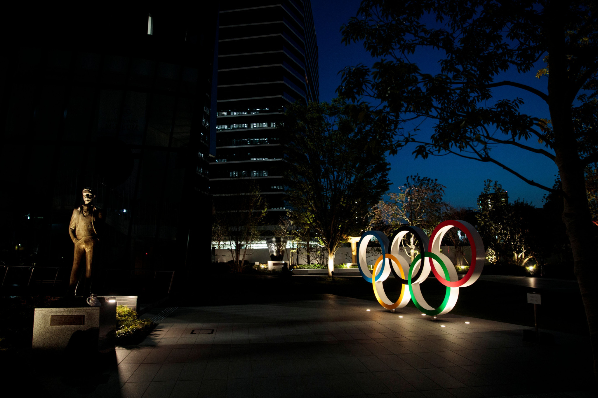 "IOC accounts in 2018 spoke of a ""strong financial position"" ©Getty Images"