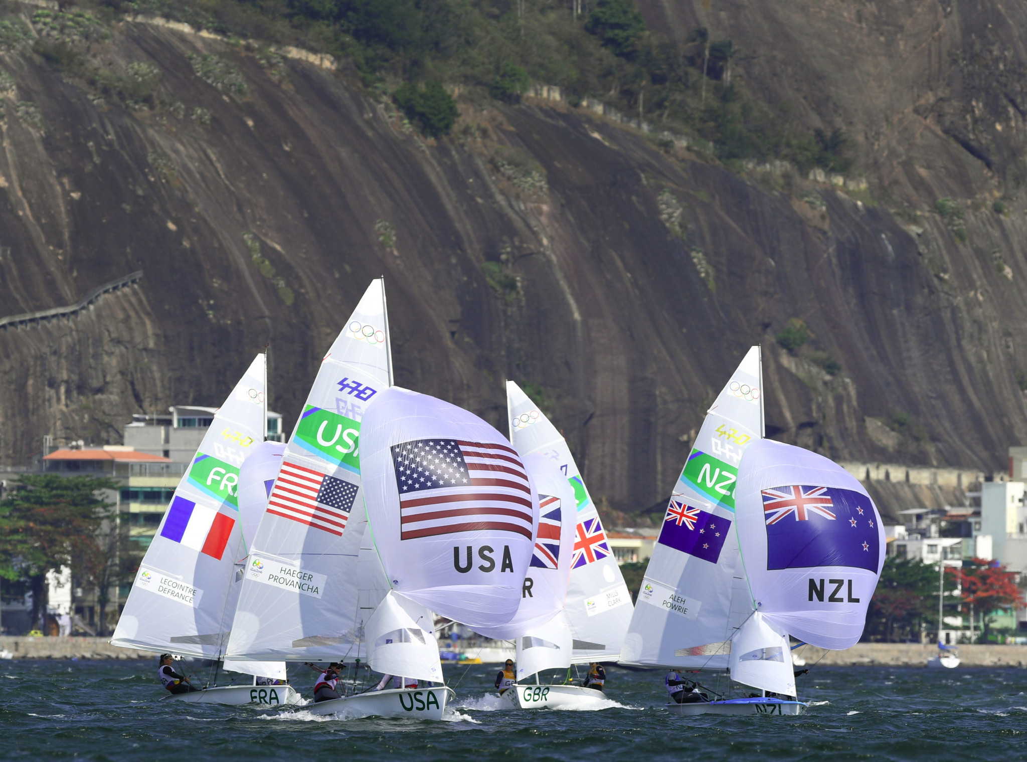 World Sailing has asked for Tokyo 2020 payments according to the original schedule ©Getty Images