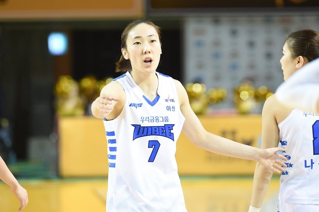 Asian Games basketball silver medallist Park named most valuable player in Korean league