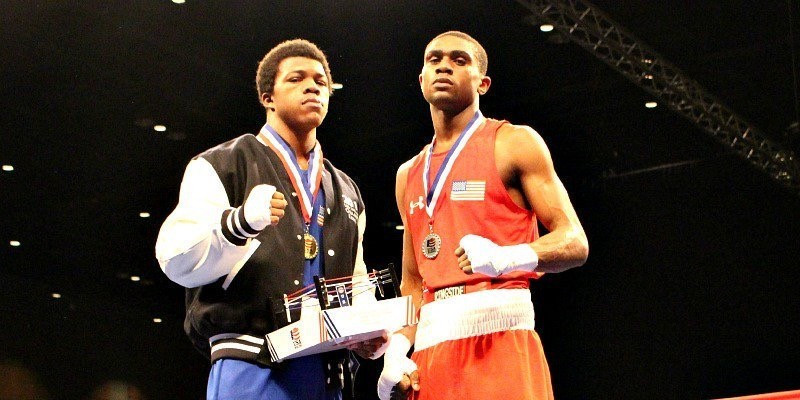 Nine boxers book places in USA Boxing team for Rio 2016 qualifier