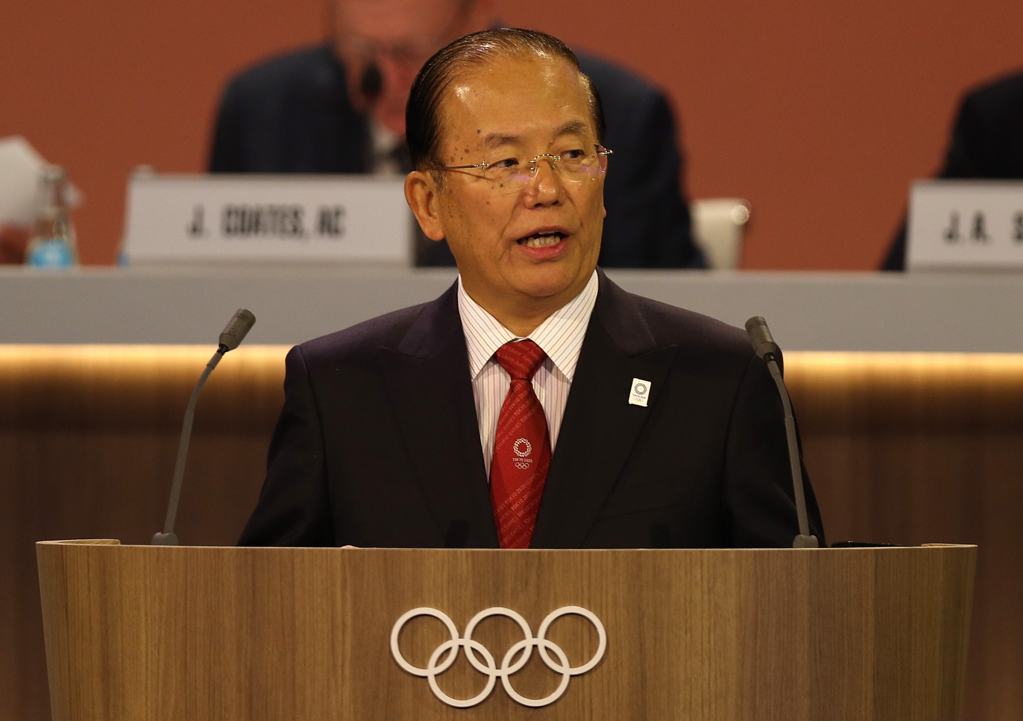 Tokyo 2020 chief executive Toshirō Mutō has warned the cost of rescheduling the Olympics and Paralympics will be