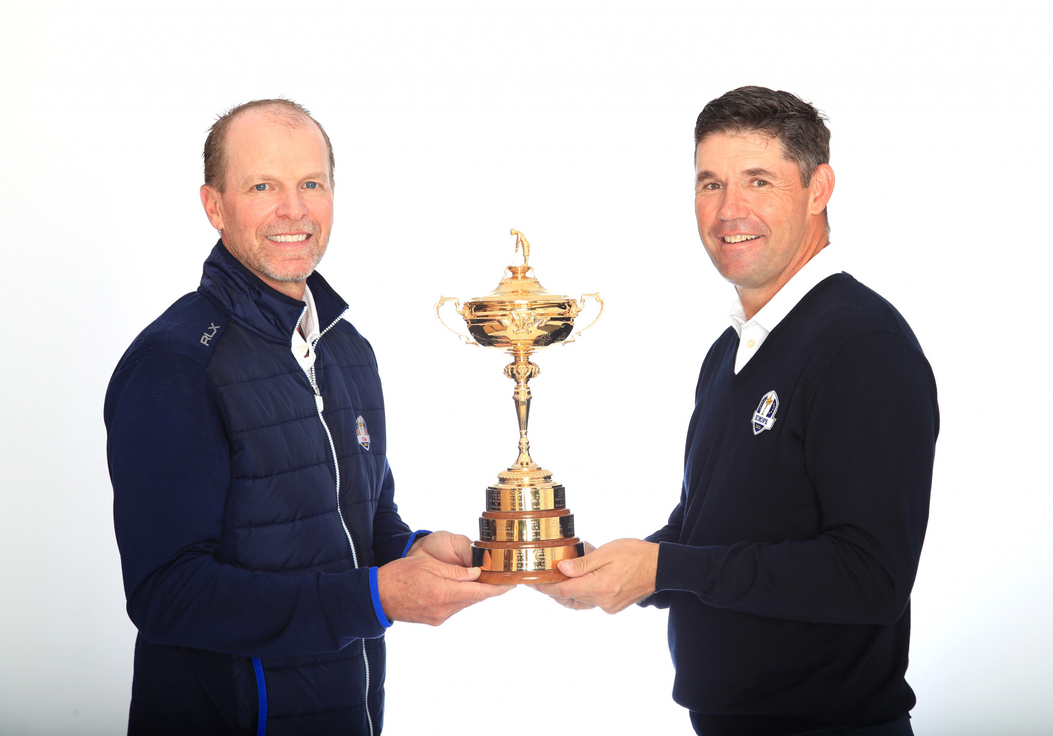 Ryder Cup captains write joint open letter in support against coronavirus