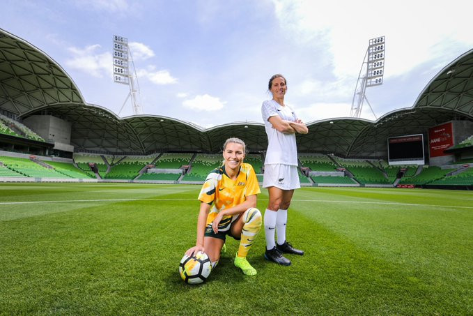 Australia and New Zealand reveal details about 2023 FIFA Women's World Cup bid