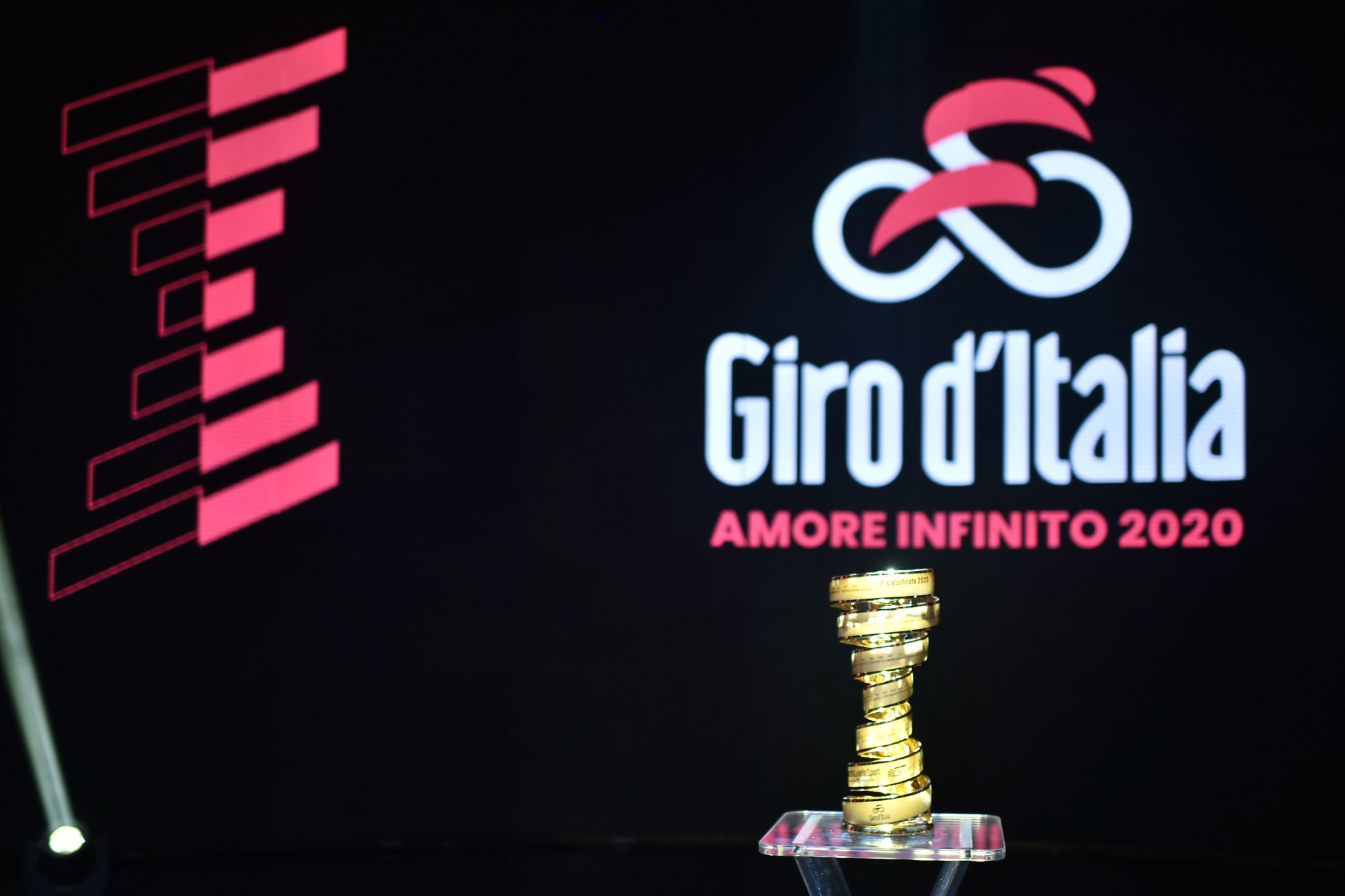 The Giro d'Italia is among the key cycling events to have been impacted by coronavirus ©Getty Images