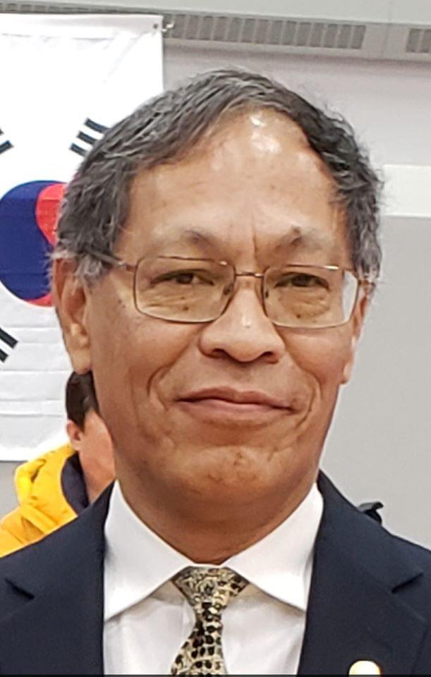 Grandmaster James Lo passed away on Sunday ©Alberta Taekwondo Association