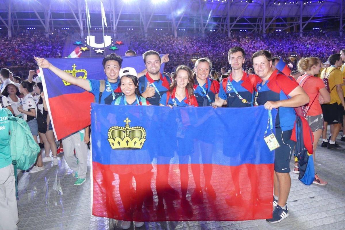 Liechtenstein aim for personal attention in university sport