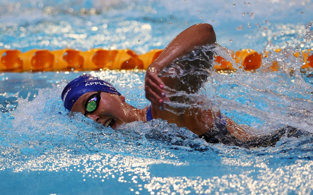 Hosts Britain won 32 medals at the Championships, including 10 golds