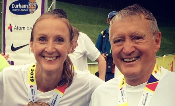 Father of former marathon world record holder Paula Radcliffe passes away