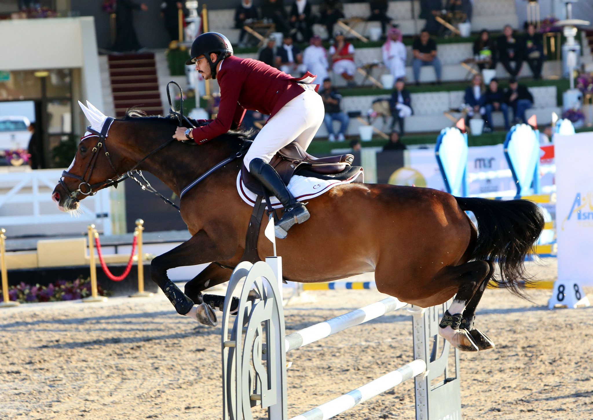 FEI Board approve jumping calendar task force resolutions
