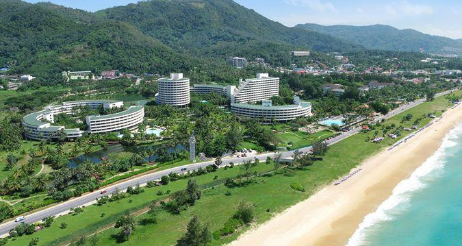 The ISU Congress will still take place in Phuket but has been moved back to May 31 to June 4 ©Emirates