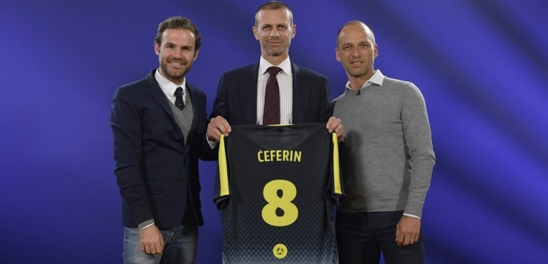 The UEFA Foundation for Children has pledged to support the Common Goal charitable project's COVID-19 response fund ©UEFA