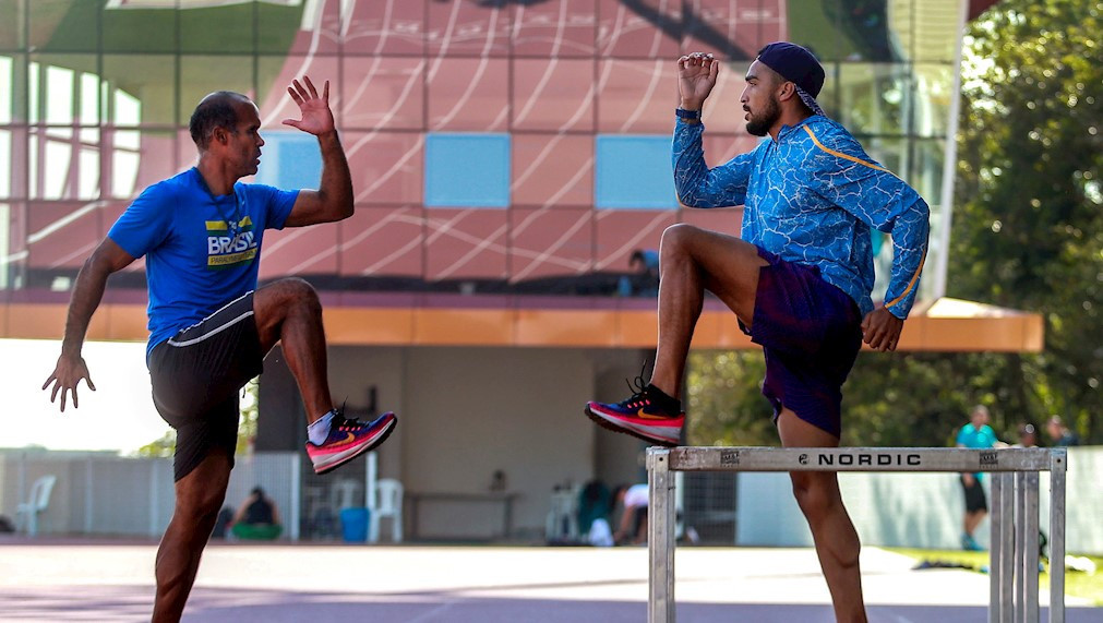 The CPB has created a technical programme for its athletes ©CPB