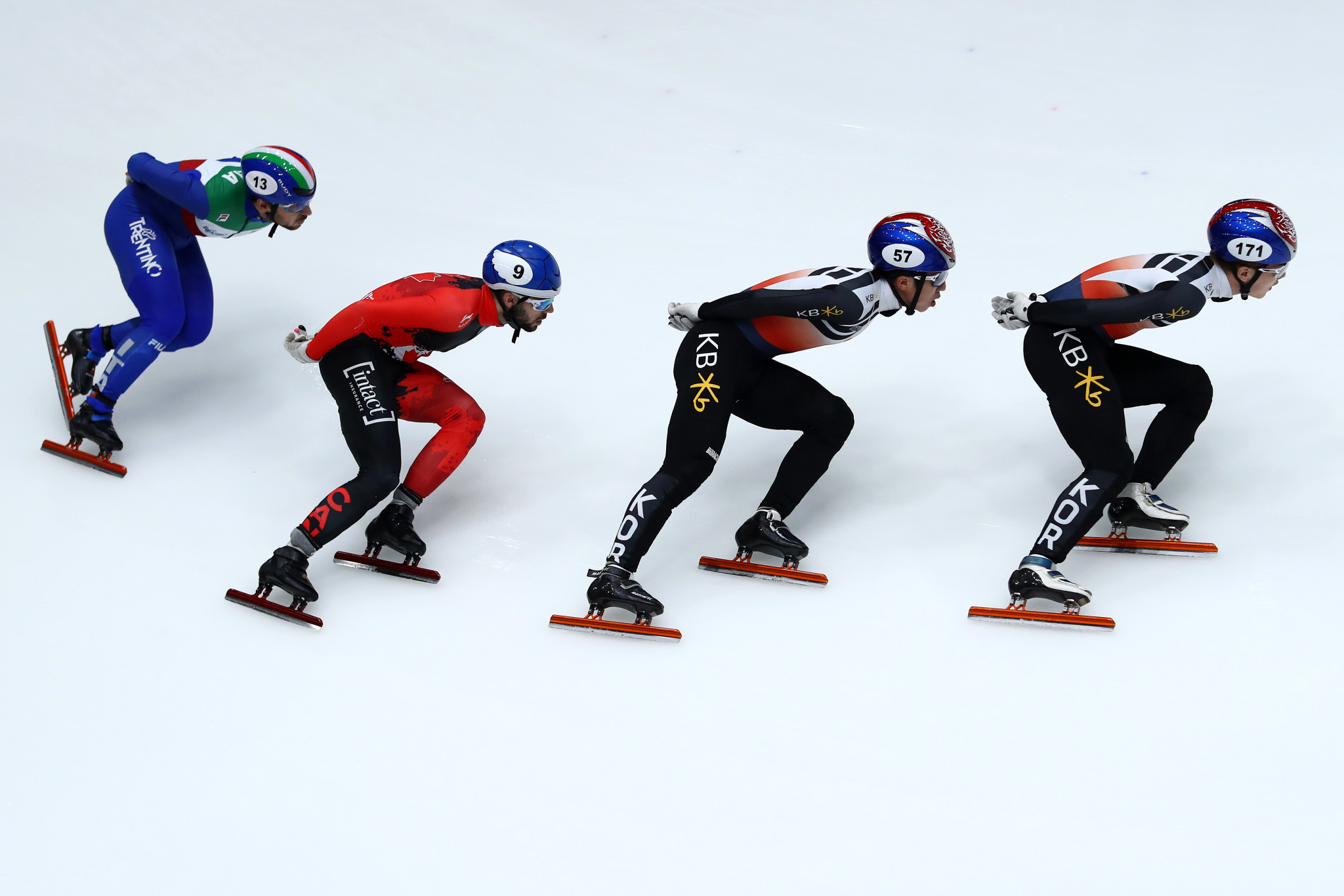 ISU confirms speed skating format for Beijing 2022 test event